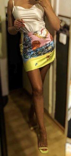 Versace Miniskirt yellow
