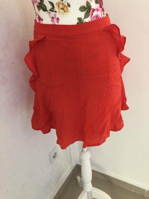 collection pimkie Minigonna rosso mattone