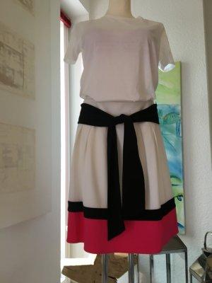 Alba Moda Flared Skirt multicolored