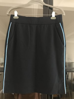 Marc O'Polo Stretch Skirt dark blue