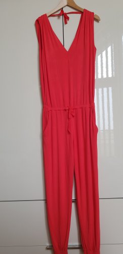 Toller roter Jumpsuit von Twinset NP 99 Euro
