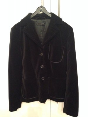 Toller Samt Blazer Gr. 36 von NiceConnection