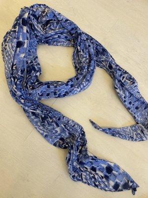 Toller Schal/Tuch in Blautöne