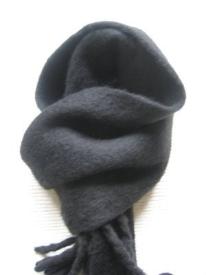 Atmosphere Scarf black