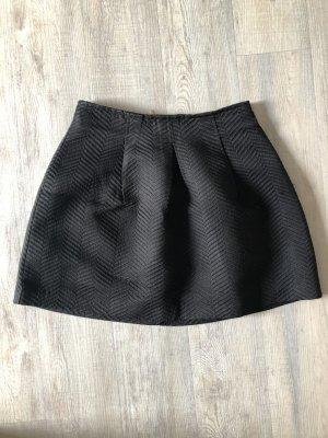 Fishbone Balonowa spódniczka czarny