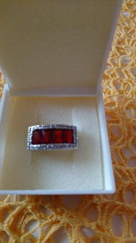 toller Silber Ring