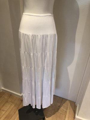 Beach Time Maxi rok wit