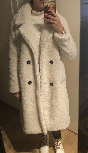 1.2.3 Paris Fake Fur Jacket natural white