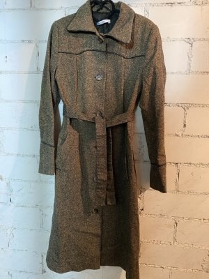 Clothes Wool Coat multicolored