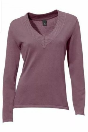 TOLLER V - PULLOVER VON BEST CONNECTIONS IN MAUVE