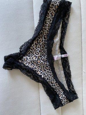 Victoria's Secret Bottom black-brown