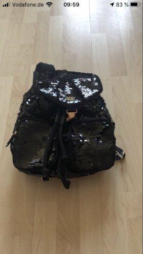 Victoria's Secret Sac à dos pour ordinateur portable noir