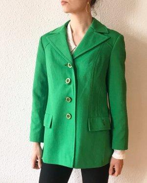 Toller vintage Blazer in grün - perfekter Begleiter fürs Büro