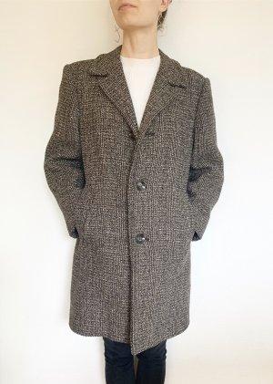 Toller vintage long Blazer/ Jacke/ Mantel - perfekter Begleiter fürs in grau