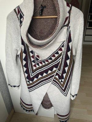 Key Largo Cache-cœur en tricot multicolore
