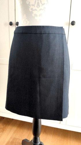 Zero Wraparound Skirt grey