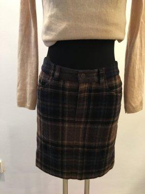 Eddie Bauer Wool Skirt multicolored