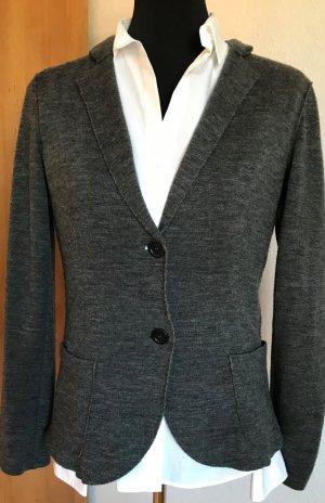 DANIELS Blazer in lana grigio scuro