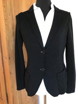 DANIELS Blazer in lana nero