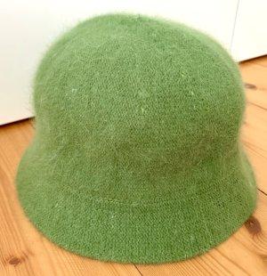Montego Wollen hoed veelkleurig Mohair