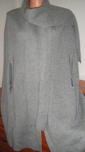 COUNTRY ROAD Wollen jas grijs-lichtgrijs Wol