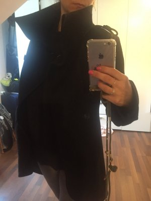 Gestuz Manteau d'hiver noir