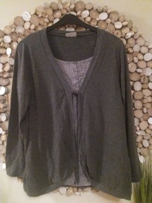 Yessica Cardigan gris clair-gris