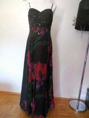 Tolles Abendkleid von Heine mit Pailetten - einmal getragen