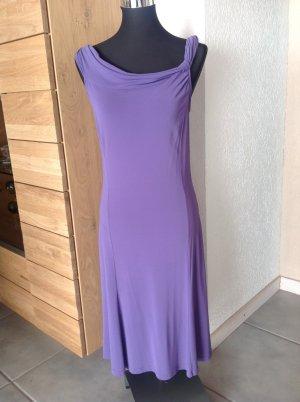 Armani Collezioni Robe de cocktail violet polyamide