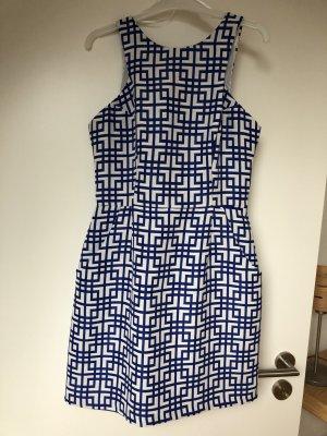 Tolles blau/weißes Kleid von Atmosphere