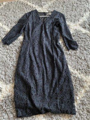 InWear Vestido de noche azul oscuro
