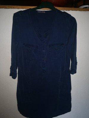 LTB Blouse Dress blue