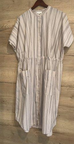COS Koszulowa sukienka Wielokolorowy