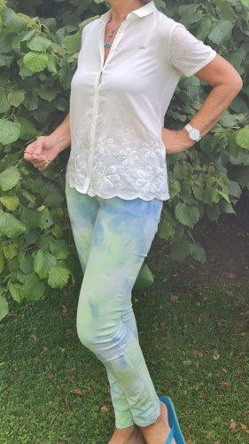 U.s. polo assn. Blusa in lino bianco sporco