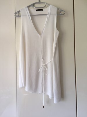 Zara Blouse Top natural white