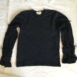 Tolles Comme des Garcons Shirt mit ausgefallenen Ärmeln / Tüll