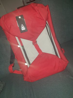Gaastra Trekking Backpack red