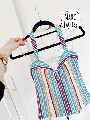 Marc Jacobs Halter Top multicolored cotton
