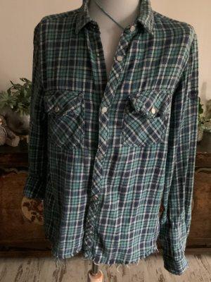 Zadig & Voltaire Camisa de leñador multicolor