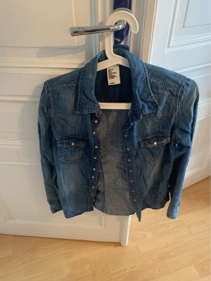 Tolles Jeanshemd