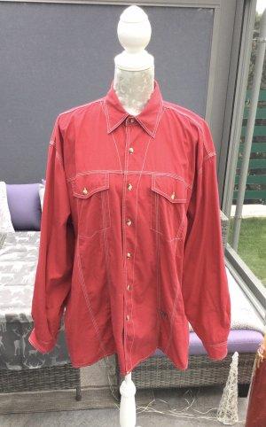 Tom Tailor Denim Camicia denim rosso