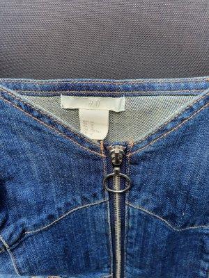 Tolles Jeanskleid Stretch Gr. 42 H&M