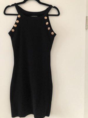 Balmain Sheath Dress black