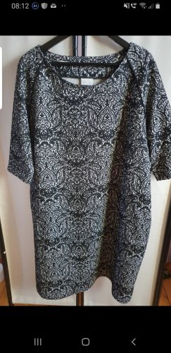 ohne Marke Stretch Dress white-black