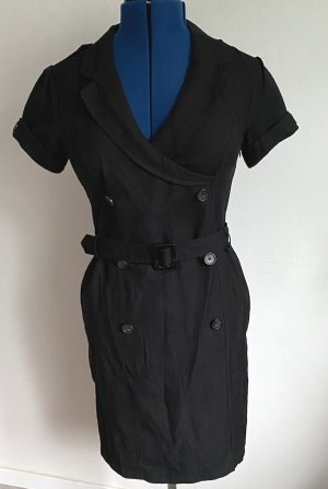 Coat Dress black