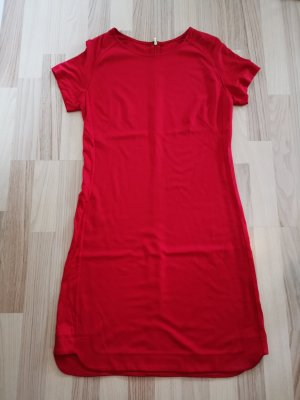 Polo Dress red