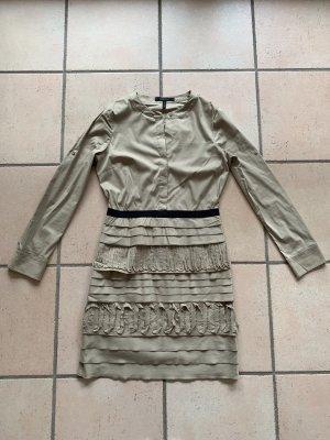 BCBG Maxazria Sukienka z długim rękawem Wielokolorowy
