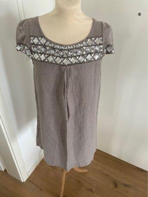 Antik Batik Sukienka z krótkim rękawem Wielokolorowy