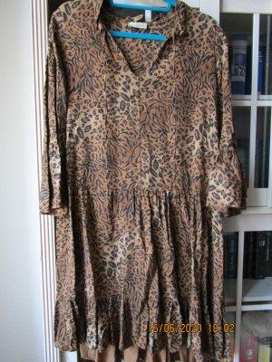 tolles Kleid julia Wang Gr. M bis XL tragbar animal