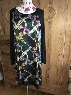 Tolles Kleid langarm mit Seite Gr. L von E.D. Italia